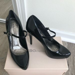 BCBGeneration Platform Shoes. Worn only twice.